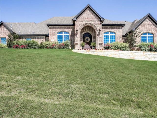 10704 Alta Sierra Drive, Benbrook, TX 76126 (MLS #13609767) :: Team Hodnett
