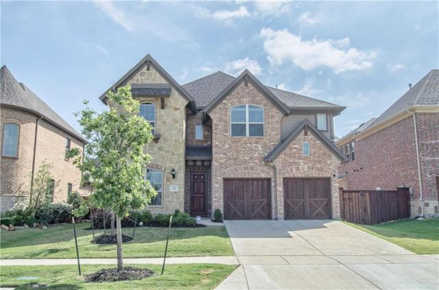 5718 Lightfoot Lane, Frisco, TX 75034 (MLS #13610669) :: The Good Home Team