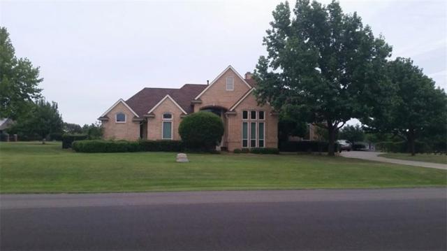 120 Twin Lakes Drive, Double Oak, TX 75077 (MLS #13610759) :: RE/MAX Elite