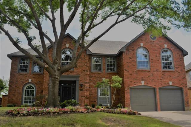 4161 Hallmont Drive, Grapevine, TX 76051 (MLS #13613163) :: RE/MAX