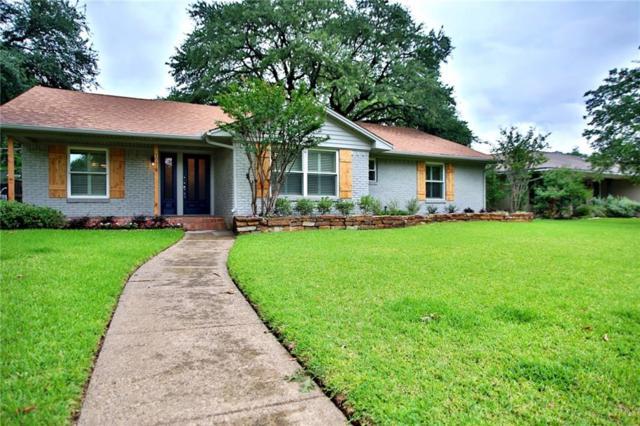 10417 Estate Lane, Dallas, TX 75238 (MLS #13613253) :: Frankie Arthur Real Estate