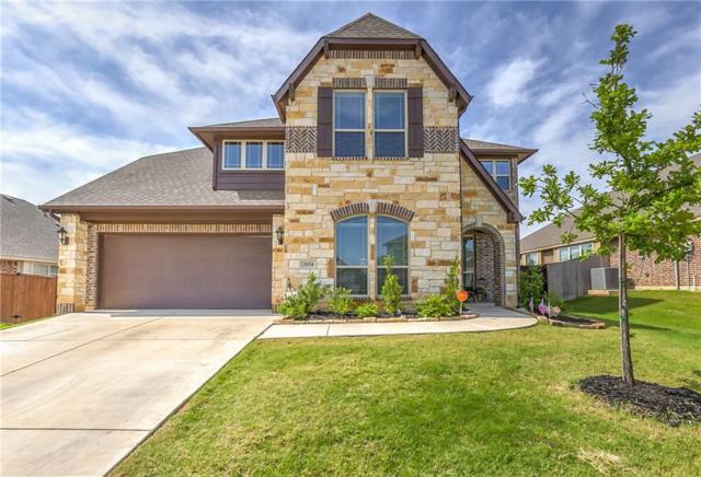 1134 Destrehan Drive, Burleson, TX 76028 (MLS #13613618) :: Team Hodnett