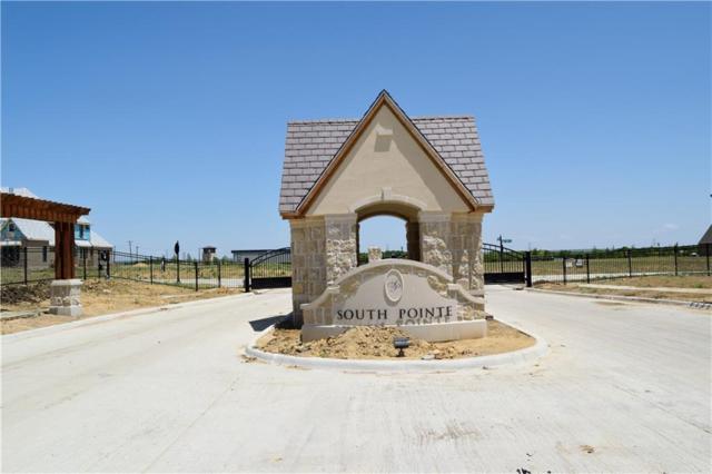 1202 Ridge Crest Road, Mansfield, TX 76063 (MLS #13615442) :: Team Hodnett