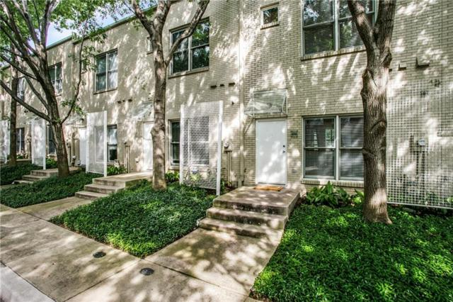4132 Buena Vista Street, Dallas, TX 75204 (MLS #13615620) :: Exalt Realty