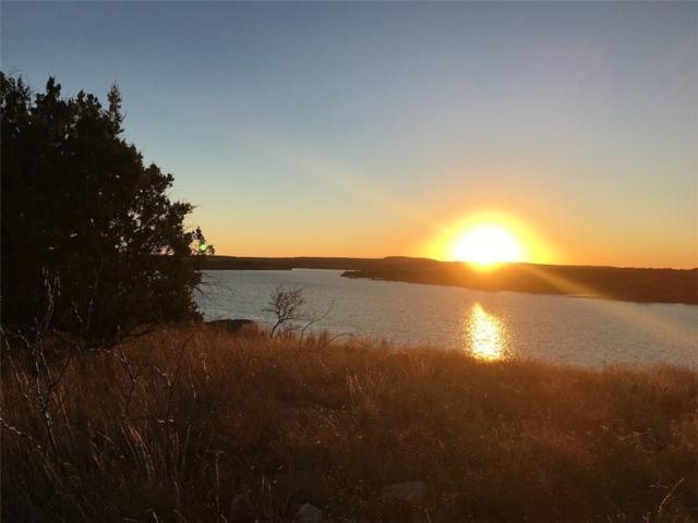 1017 Pecan Ridge, Possum Kingdom Lake, TX 76449 (MLS #13619544) :: Team Hodnett