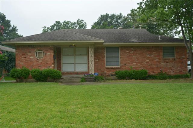 10304 Lanshire Drive, Dallas, TX 75238 (MLS #13619611) :: Frankie Arthur Real Estate