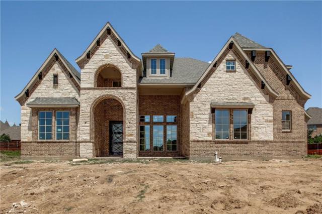 5901 St. Andrews, Colleyville, TX 76034 (MLS #13619778) :: Frankie Arthur Real Estate
