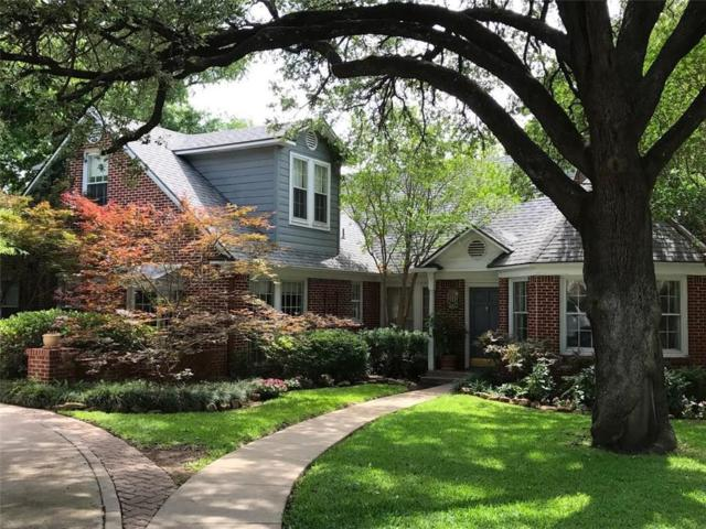 3909 Westcliff Road S, Fort Worth, TX 76109 (MLS #13620047) :: The Mitchell Group