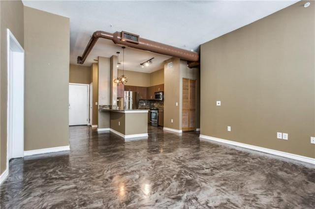 201 W Lancaster Avenue #402, Fort Worth, TX 76102 (MLS #13622380) :: The Mitchell Group