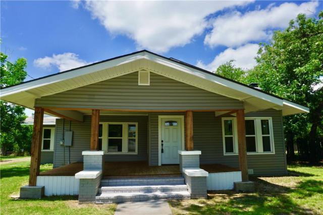 101 Berry Street, Sanger, TX 76266 (MLS #13622609) :: Team Hodnett
