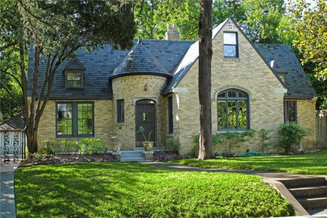1122 N Canterbury Court, Dallas, TX 75208 (MLS #13623441) :: Real Estate By Design