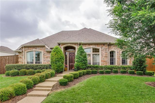 4630 Haverford Drive, Frisco, TX 75034 (MLS #13623678) :: Robbins Real Estate