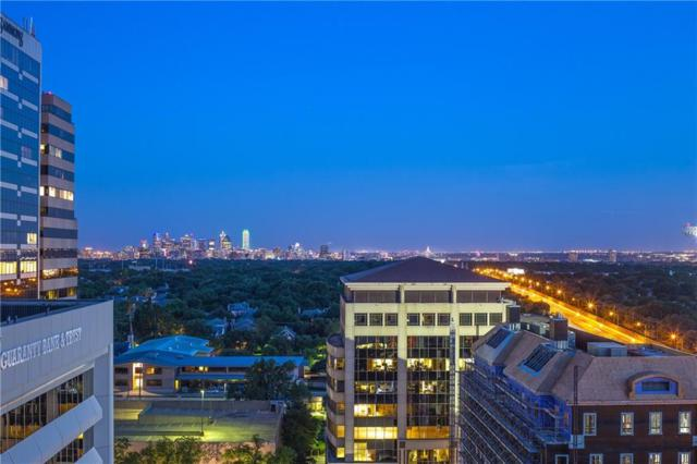 5909 Luther Lane #1701, Dallas, TX 75225 (MLS #13623767) :: Magnolia Realty