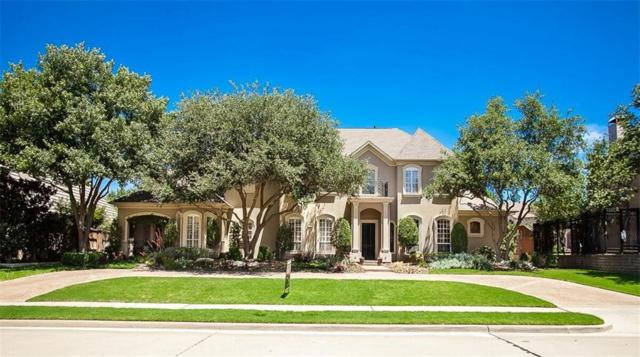 6324 Chamberlyne Drive, Frisco, TX 75034 (MLS #13623887) :: Frankie Arthur Real Estate