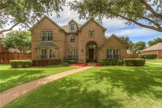 8309 Strecker Lane, Plano, TX 75025 (MLS #13623891) :: Team Tiller