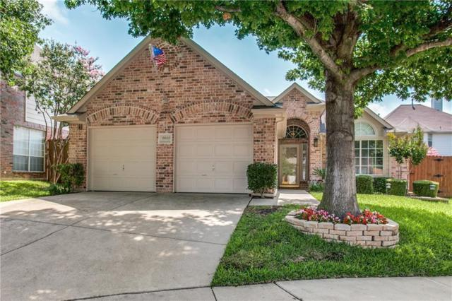 18610 Tall Oak Drive, Dallas, TX 75287 (MLS #13624025) :: Robbins Real Estate