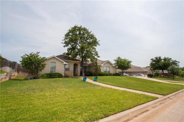 1259 Cross Creek Drive, Kennedale, TX 76060 (MLS #13624090) :: Century 21 Judge Fite Company