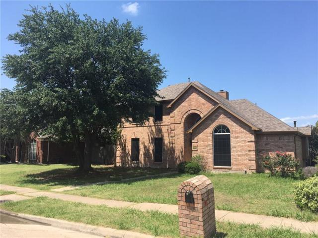 7209 Wilshire Drive, Rowlett, TX 75089 (MLS #13624161) :: The Good Home Team