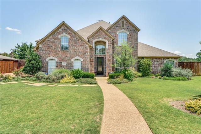 306 Copperstone Trail, Coppell, TX 75019 (MLS #13624591) :: The Rhodes Team
