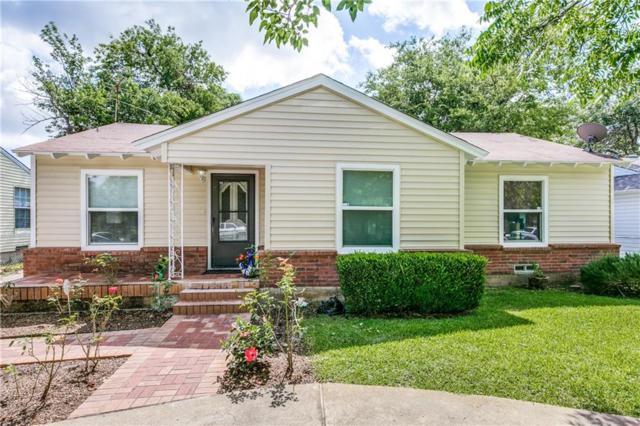 1626 Hillburn Drive, Dallas, TX 75217 (MLS #13624697) :: Exalt Realty