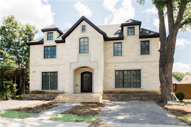 3317 Rankin Street, University Park, TX 75205 (MLS #13624698) :: Robbins Real Estate