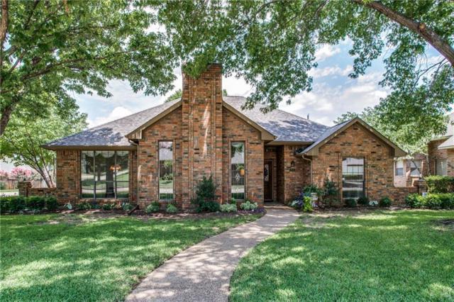 354 Greentree Drive, Coppell, TX 75019 (MLS #13624944) :: Team Tiller
