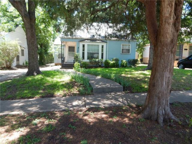 4025 Locke Avenue, Fort Worth, TX 76107 (MLS #13625045) :: RE/MAX Elite