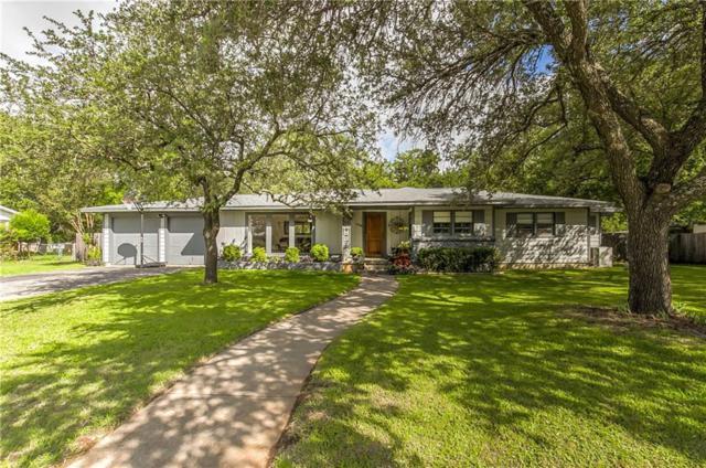 1208 Crestview Drive, Cleburne, TX 76033 (MLS #13625060) :: Team Hodnett