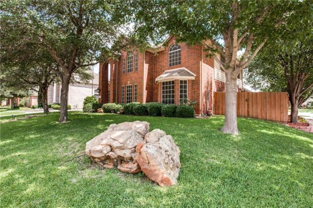 737 Muirfield Road, Keller, TX 76248 (MLS #13625526) :: Team Hodnett