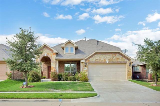 633 Shotwell Street, Crowley, TX 76036 (MLS #13626618) :: Century 21 Judge Fite Company