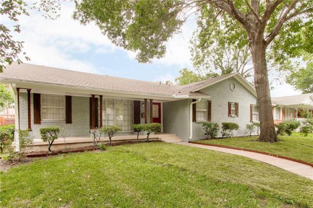 5127 Elkridge Drive, Dallas, TX 75227 (MLS #13626712) :: Frankie Arthur Real Estate