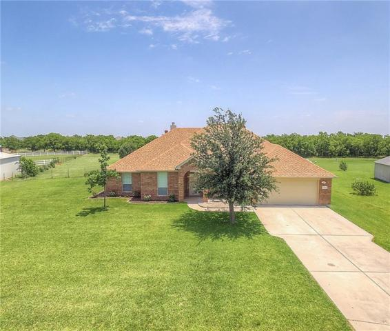 13632 Copper Canyon Drive, Haslet, TX 76052 (MLS #13626803) :: The Marriott Group