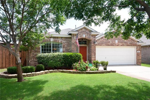 1499 Tree Top Drive, Frisco, TX 75033 (MLS #13626878) :: Team Hodnett