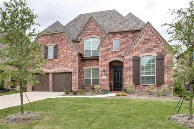 491 Evening Sun Drive, Prosper, TX 75078 (MLS #13627256) :: Real Estate By Design