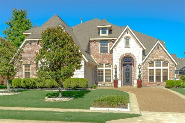 840 Summerfield, Prosper, TX 75078 (MLS #13627275) :: The Cheney Group