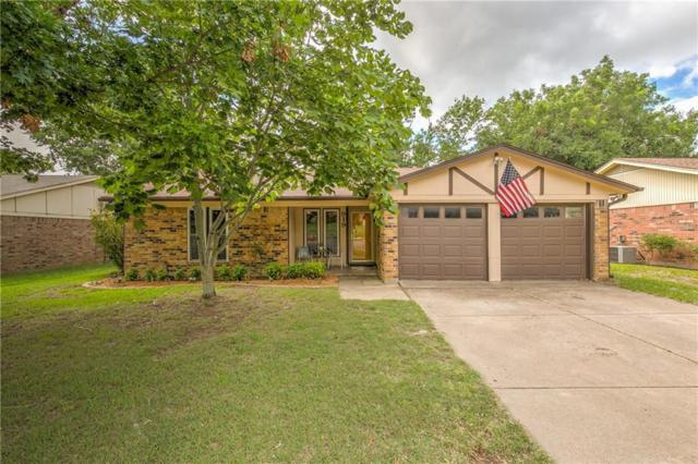 919 Willow Circle N, Burleson, TX 76028 (MLS #13627370) :: The Mitchell Group