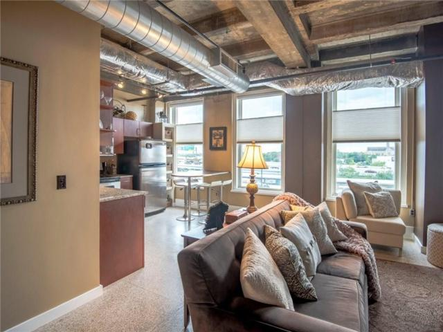 221 W Lancaster Avenue #3005, Fort Worth, TX 76102 (MLS #13627806) :: The Mitchell Group