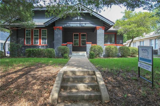 2625 Greene Avenue, Fort Worth, TX 76109 (MLS #13627945) :: The Mitchell Group