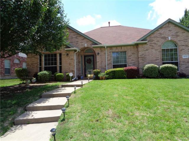 1612 Wylie Creek Drive, Desoto, TX 75115 (MLS #13627948) :: RE/MAX Pinnacle Group REALTORS