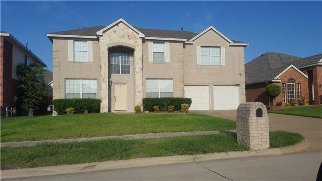 504 Mulberry Lane, Desoto, TX 75115 (MLS #13628140) :: RE/MAX Pinnacle Group REALTORS