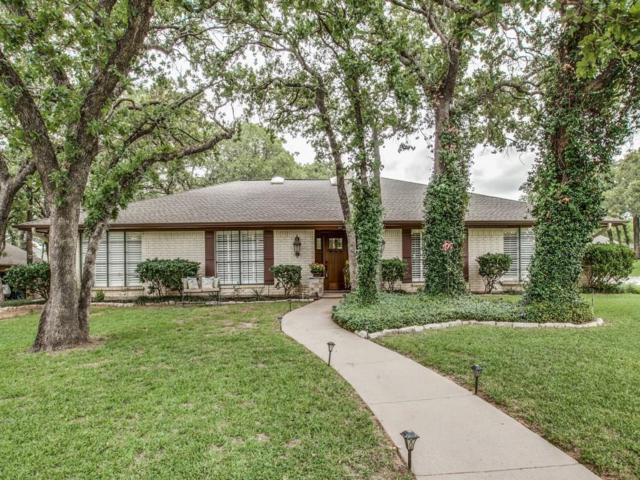 412 Briarcliff Court, Colleyville, TX 76034 (MLS #13628168) :: The Marriott Group