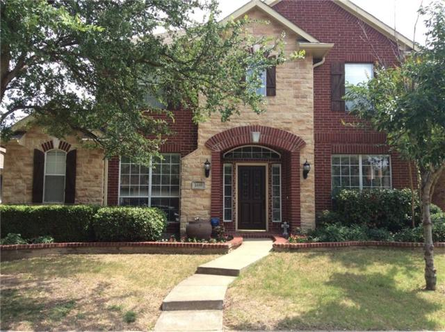2485 Windgate Drive, Frisco, TX 75033 (MLS #13628221) :: The Cheney Group