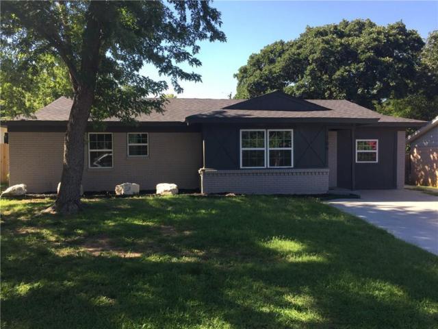 709 W Cedar Street, Hurst, TX 76053 (MLS #13628307) :: The Mitchell Group