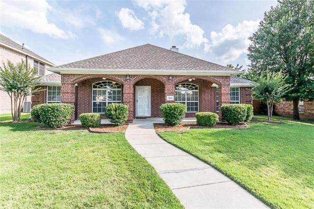 1321 Lochness Drive, Allen, TX 75013 (MLS #13628322) :: Frankie Arthur Real Estate