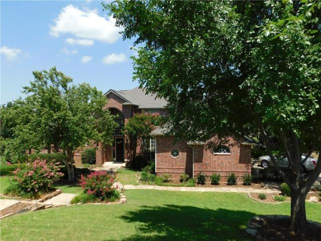2604 Lake Cove, Highland Village, TX 75077 (MLS #13628370) :: Team Tiller