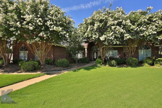 641 Tamy Court, Abilene, TX 79602 (MLS #13628607) :: Team Hodnett