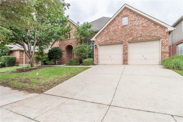 8641 Weston Lane, Lantana, TX 76226 (MLS #13628689) :: RE/MAX Elite