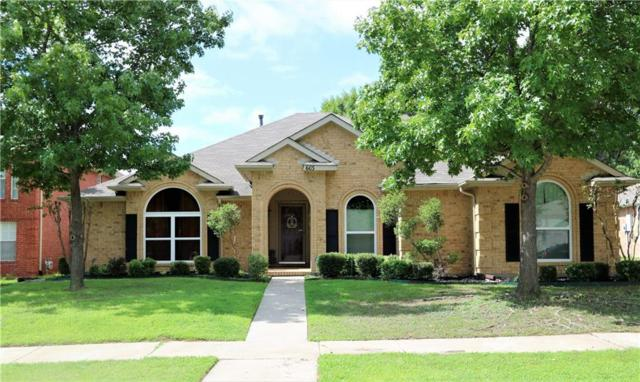 605 Teakwood Drive, Flower Mound, TX 75028 (MLS #13628700) :: Frankie Arthur Real Estate