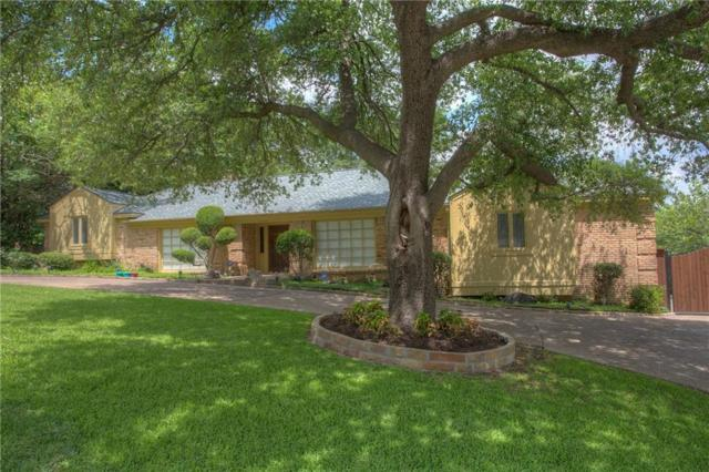 4341 Clayton Road W, Fort Worth, TX 76116 (MLS #13628764) :: The Mitchell Group
