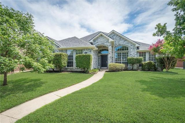 1662 Waterford Drive, Lewisville, TX 75077 (MLS #13628797) :: Frankie Arthur Real Estate